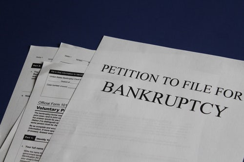 SBA Loan Default: Bankruptcy or Offer In Compromise?